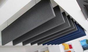 Akustik Kumaş Tavan Panel